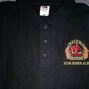 Crouch Vale Brewery Branded Polo Shirt