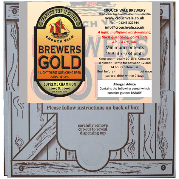 Brewers Gold Polypin