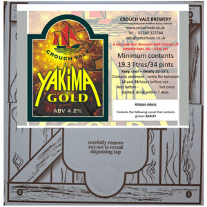Yakima Gold Polypin
